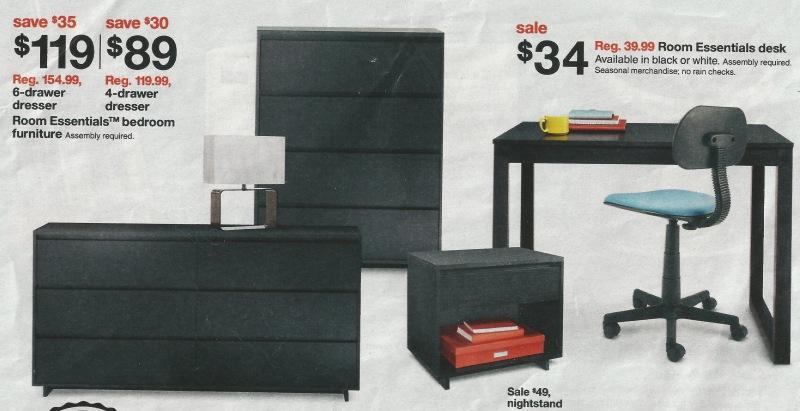 target 6 drawer dresser